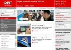 La reunión con CeBIT y las empresas aragonesas